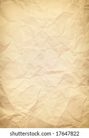 vintage yellow paper