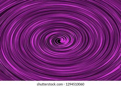 Violet Spiral Background