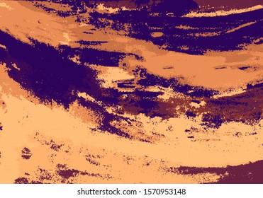 violet strokes gradient texture fon