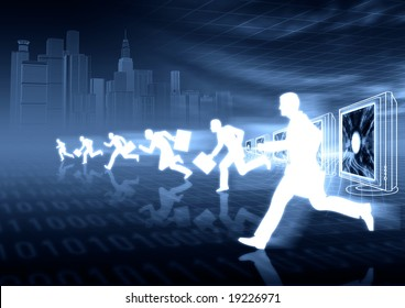 Software Y Hardware Stock Photos - People Images - Shutterstock