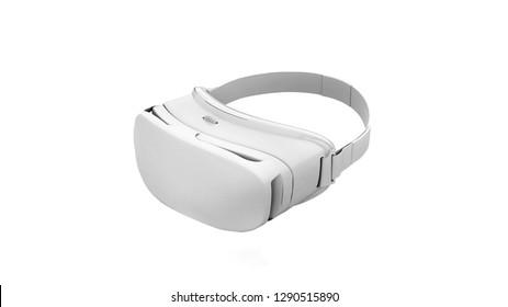 Virtual Reality Glasses. 3D Illustration.