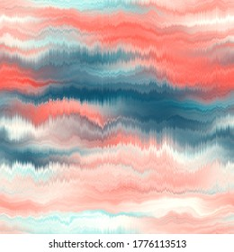 Vivid degrade blur ombre radiant surreal blurry saturated digital wavy ocean water seamless repeat raster jpg pattern swatch. Soft gentle subtle fuzzy soft out of focus blobs.