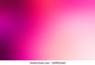 Vivid pink blurred texture. Fashion woman style defocus backdrop. Vibrant fuchsia ombre pattern. Cosmetic abstract background.