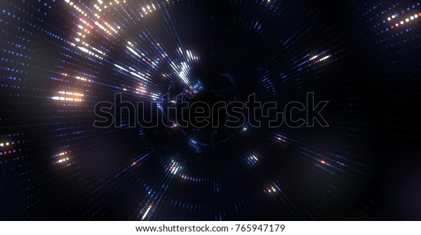 Vortex Abstract Hole Background Spiral Texture Stock