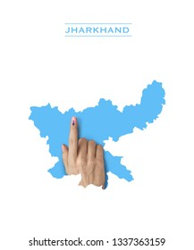 VOTE FOR INDIA JHARKHAND