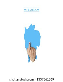 VOTE FOR INDIA MIZORAM