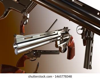 Revolver Images, Stock Photos & Vectors | Shutterstock
