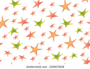 Wallpapper with star