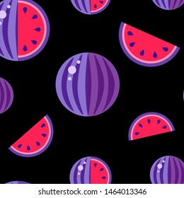 warermelon-seamless-pattern-black-backgr
