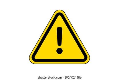 Warning mark illustration , design