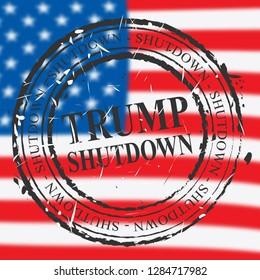 Shutdown Stamp Images, Stock Photos & Vectors | Shutterstock