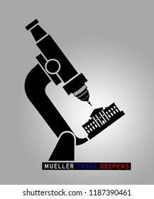 WASHINGTON, USA, 24 September 2018 - Illustration idea for Mueller probe deepening in the Russian investigation.