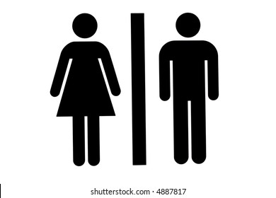 Washroom/Toilet Icons