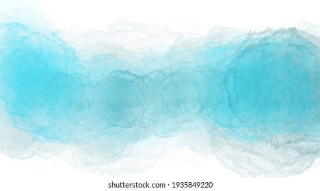 Watercolor Backdrop Spots Stripe detail for design.