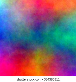 watercolor background - mix colors