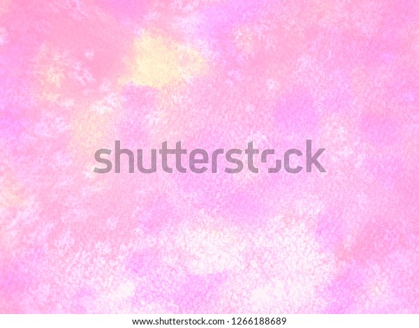 Watercolor Background Painted On Paper Photoshop Stock Illustration