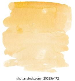 Watercolor Background. Watercolor Wash.  watercolor splash