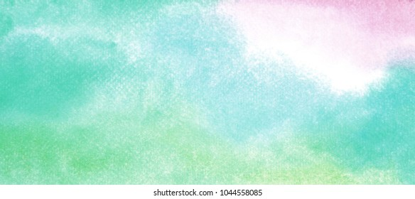watercolor background.blue and purple watercolour abstract illustration for design