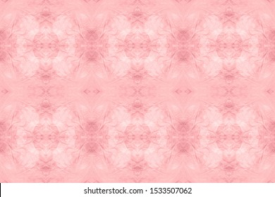 Watercolor Backgrounds Navy. Abstract Slavic Ethnic Element. New Year Peach, Grey On Old Paper. Dip Dye. Boho Border Print. Folklore Design.