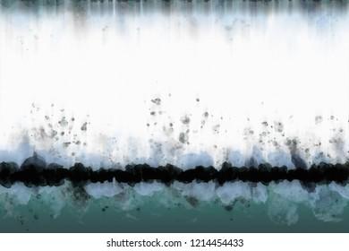 watercolor brush strockes tie dye pattern abstract background