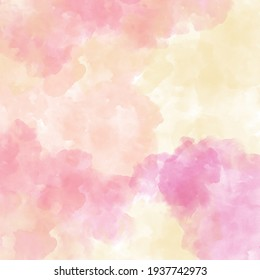 Watercolor colorful abstract background hand drawn wallpapers