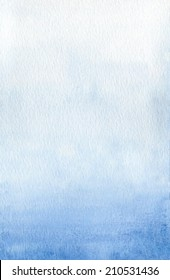 watercolor gradient background