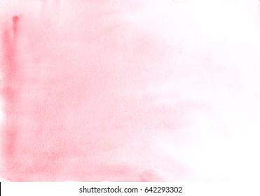 Watercolor gradient background texture. Watercolor texture for design, logo, emblem, banner.
