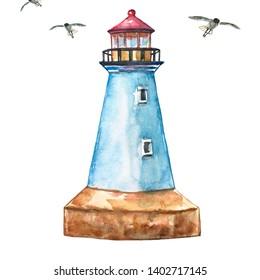 Lighthouse Clip Art