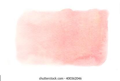 Watercolor Ombre Background. Watercolor Wash. Ombre Watercolor Background.