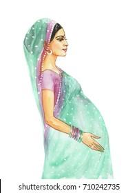 Indian women exbii