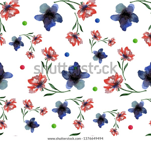 watercolor-seamless-pattern-blue-red-600