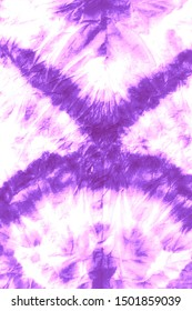 Watercolor Shade. Aquarelle Art. Paper Stains. Vintage Abstract Template. Shibori Organic Backdrop. Abstract Bohemian Decor. Violet, White Watercolor Shade.