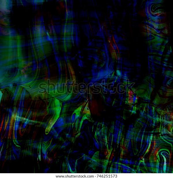 Watercolor texture pattern modern