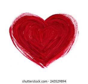 watercolor-red-heart-isolated-on-white-background-holiday-valentines-day-card-hand-painting