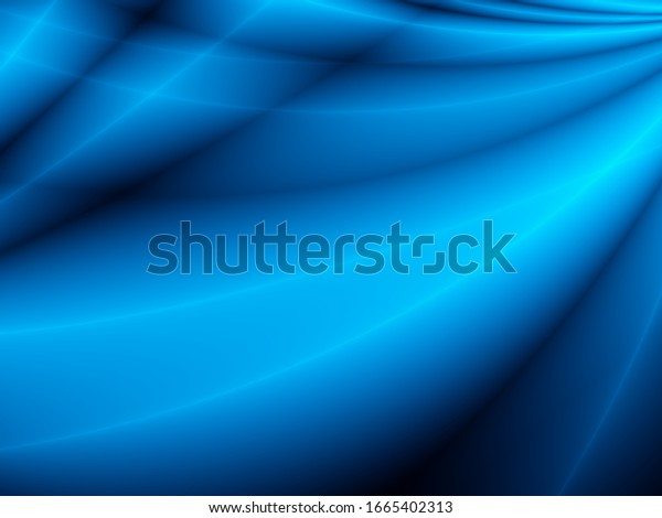 Wave blue art water sea abstract backdrop design