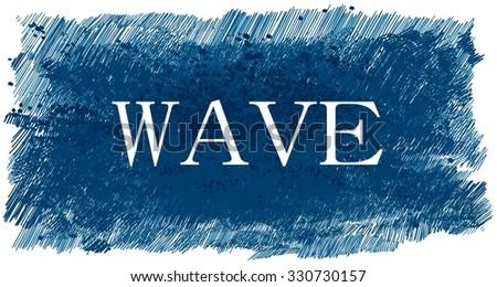 wave word stock illustration 330730157 shutterstock