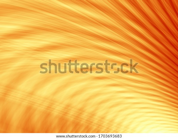 Wave yellow summer beach abstract illustration backdrop