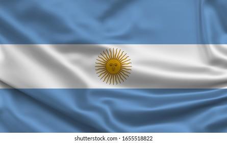 Argentina Flags Images Stock Photos Vectors Shutterstock