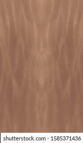 Wavy Grunge Tiger Print.  Royal Bengal Tiger. Cocoa, Yellow Animal Skin Sketch. Milk Chocolate Abstract Artistic Draw. Royal Bengal Tiger. Zebra Ornate Background. Fashion Leo Stripes Pattern.