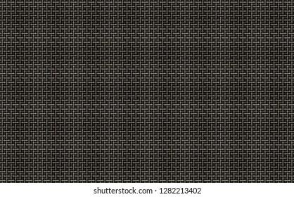 weave metal background 3d illustration 45x28cm 300dpi