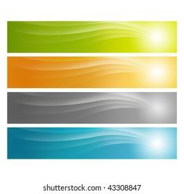 Web banners