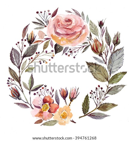 Royalty Free Stock Illustration Of Wedding Invitation Template