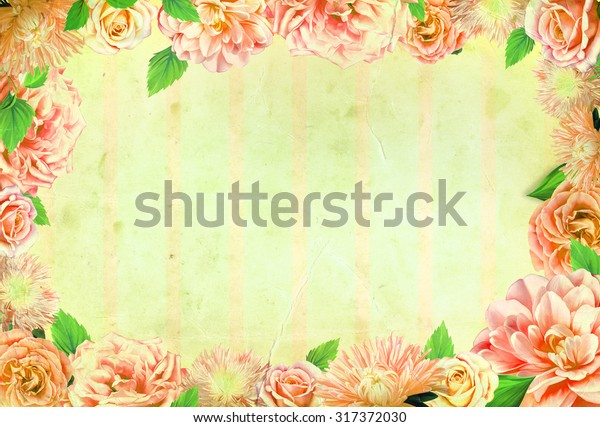 wedding vintage romantic background yellow tones stock illustration 317372030 https www shutterstock com image illustration wedding vintage romantic background yellow tones 317372030