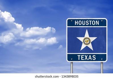 Welcome to Houston - Texas