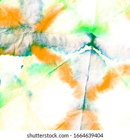 Wet Art Print. Yellow Tie Dye Batik. Watercolor Pattern. Brushed Graffiti. White Dirty Art Background. Dirty Art Painting. Watercolor Print. Splash Banner.Tie Dye Patchwork. Green