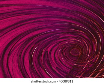Whirled abstract background drawing