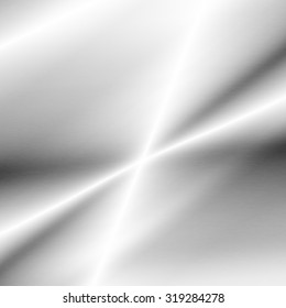 white abstract background silver metal texture