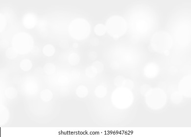 white abstract background sparkle bokeh blurred beautiful shiny lights flare Christmas