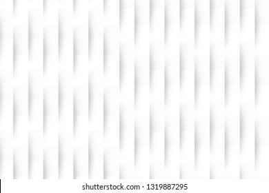 White abstract, Computer generated Blue background, copy space banner.