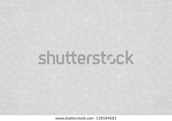 White abstract gridline background texture